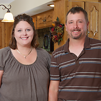 Pam and Jason Martensen - Homeowners