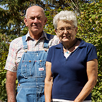 Dick and Doris McAtee - Owners, McAtee Farms