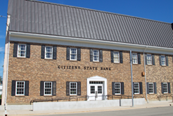 Citizens State Bank, Wyoming Office